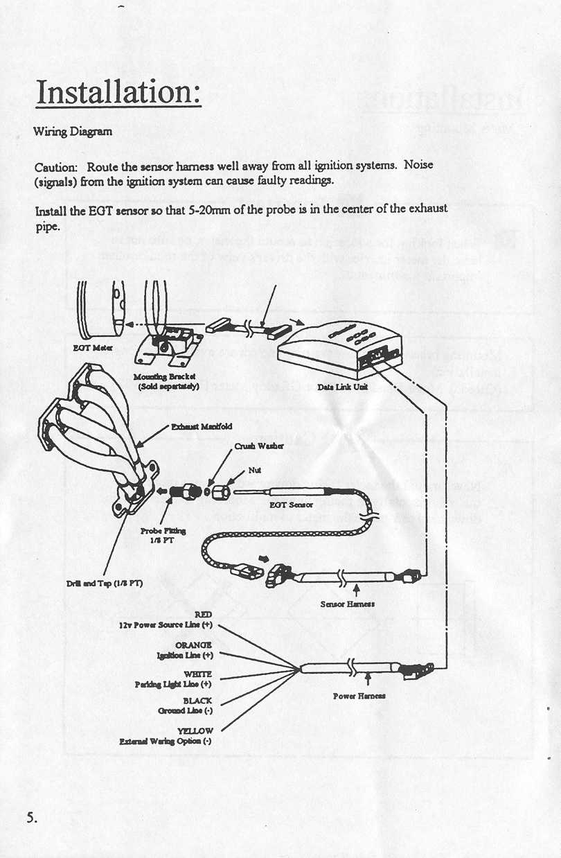 egt05 greddy warinig peak hold gauge wiring greddy boost gauge wiring diagram at suagrazia.org