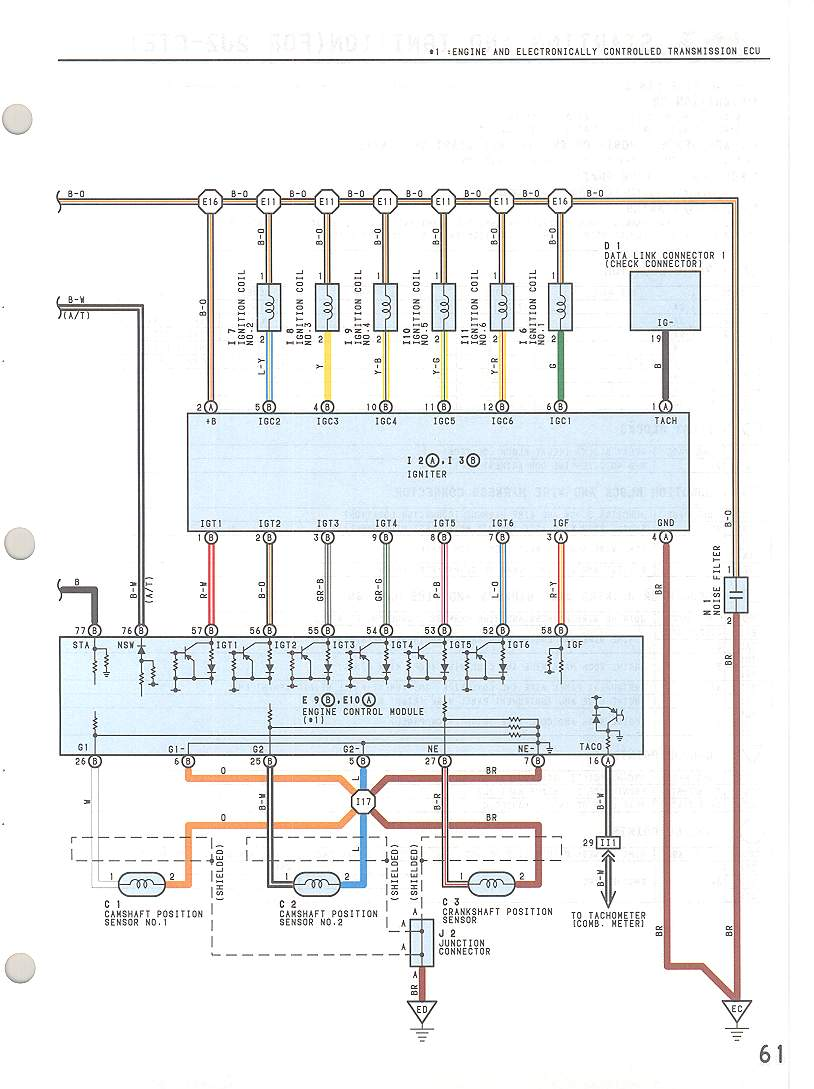1jz Ignitor Wiring Diagram Great Installation Of Harness Igniter Rh Supraforums Com Vacuum